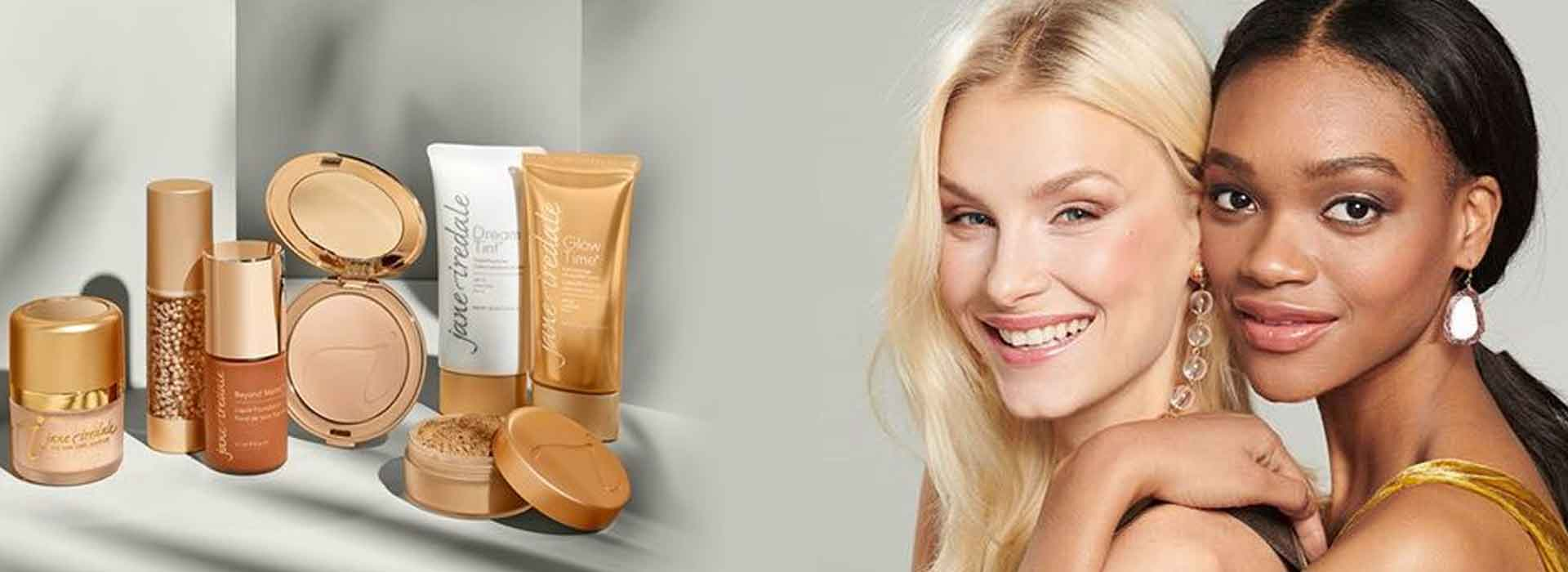 Jane Iredale - The Skincare Makeup